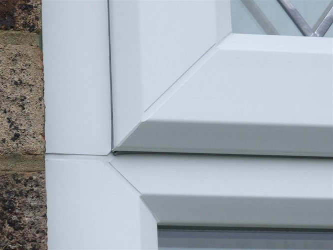 Chamfered Window And Door Frame Suppliers Lincolnshire