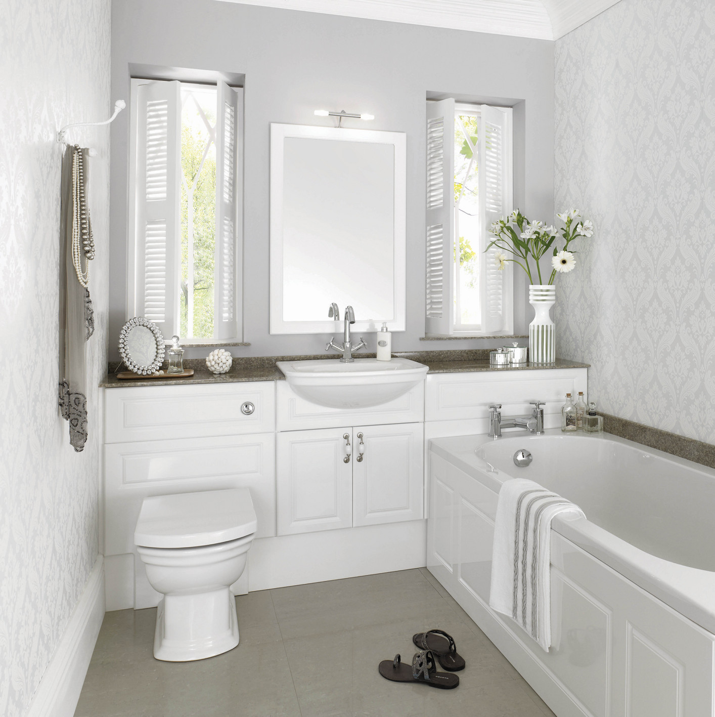 Fitted Bathroom Furniture Designers In Lincolnshire