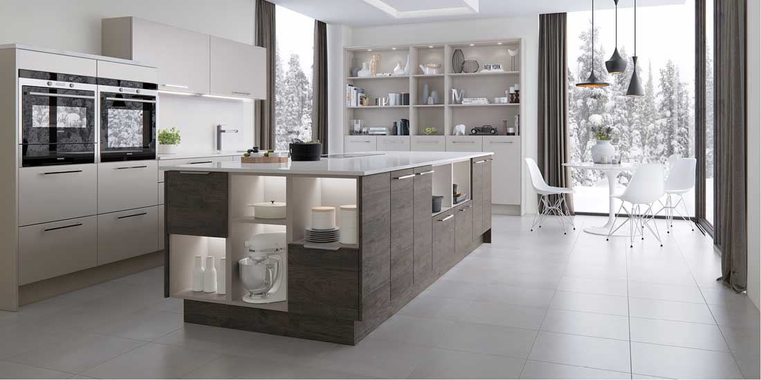 Cucina Colore - Italian Style Contemporary Designer Kitchens - Walkers at Home